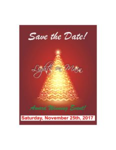 2017 LOM - Save the date
